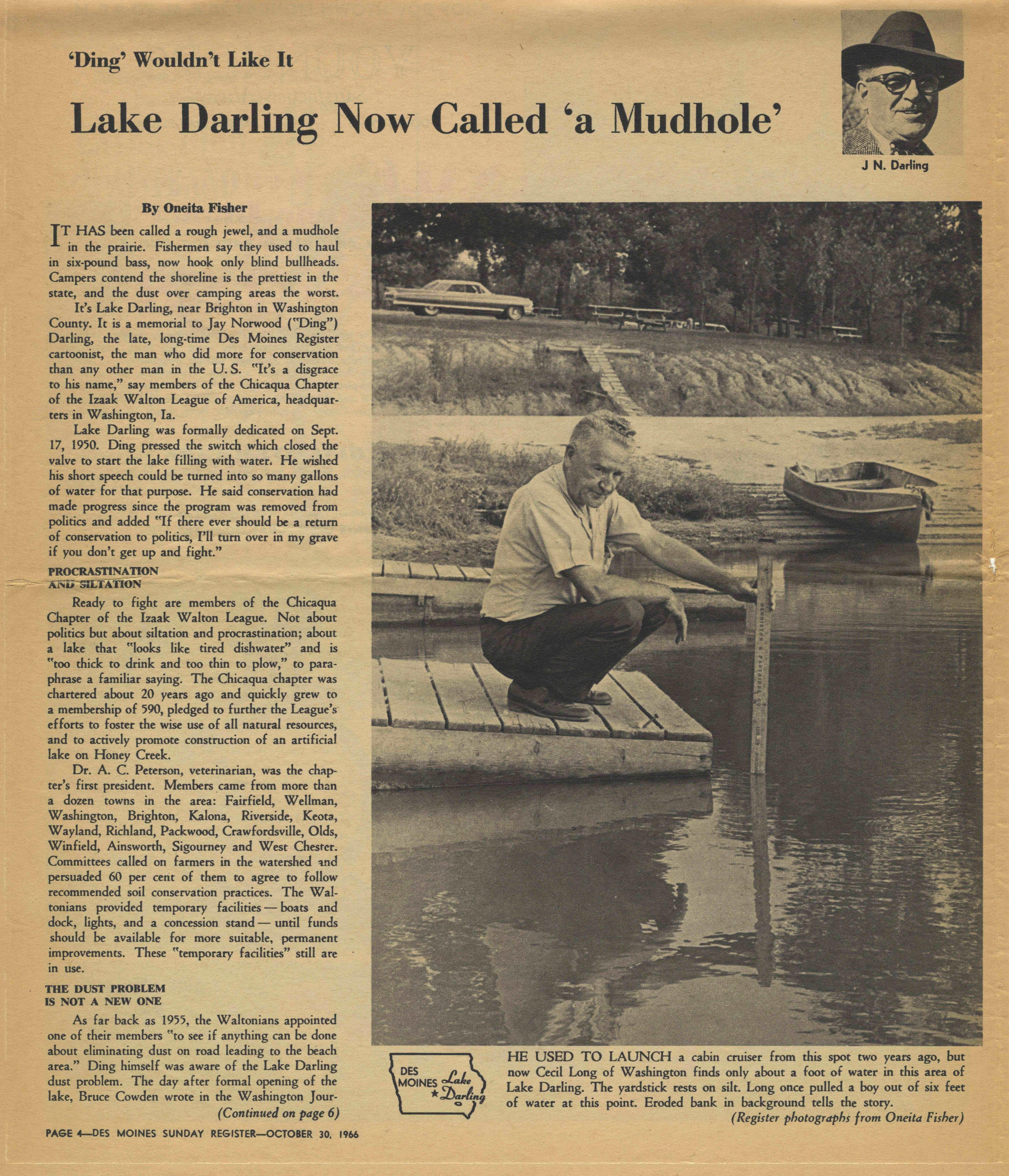 1966-10-30LakeDarlingNowCalledAMudhole